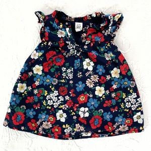 Baby GAP | Floral Dress (12-18m)